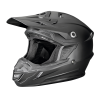 Tenacity Adult Moto Helmet with Removable Liner, Black - Image 1 of 3