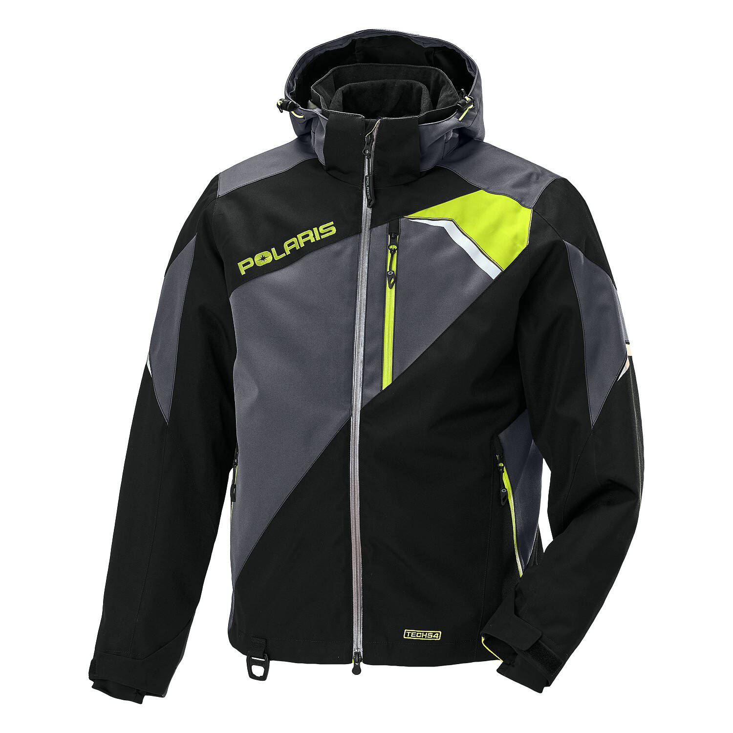 Men's TECH54™ Switchback Jacket with Waterproof Breathable Membrane, Lime