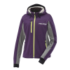 Women's Softshell Jacket with White Polaris® Logo, Purple - Image 1 of 4