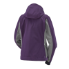 Women's Softshell Jacket with White Polaris® Logo, Purple - Image 2 of 4