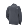 Men's Full-Zip Mid Layer Jacket with White Polaris® Logo, Gray - Image 2 de 3