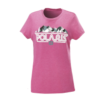 Women's Mountain Graphic T-Shirt with Polaris® Logo