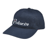 Men's Hat with Retro White Polaris® Logo, Navy - Image 1 of 2