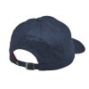 Men's Hat with Retro White Polaris® Logo, Navy - Image 2 of 2