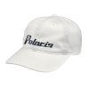 Men's Hat with Retro Navy Polaris® Logo, White - Image 1 of 2
