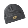 Men's Knit Beanie with Polaris® Patch, Black - Image 1 of 4