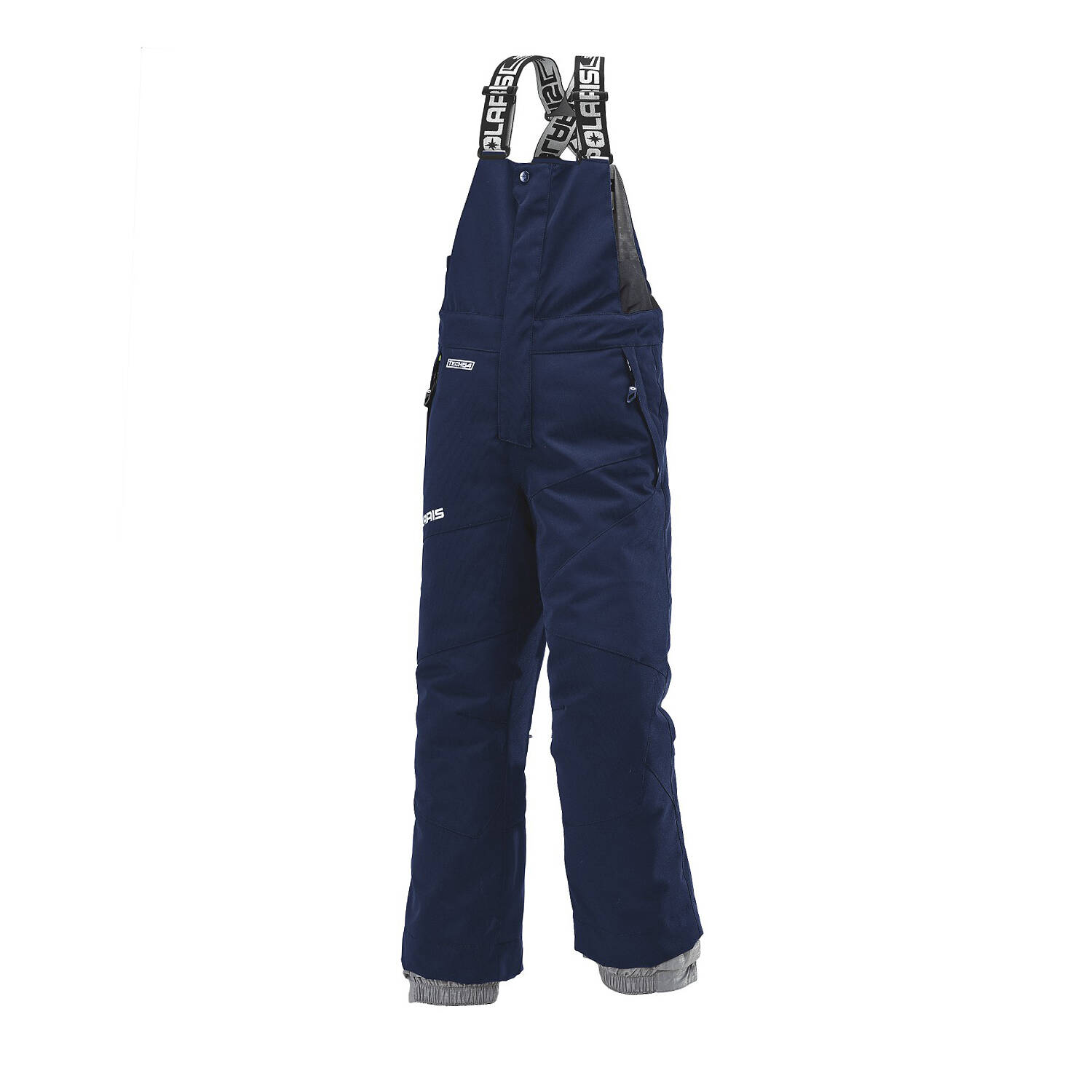 Youth TECH54™ Switchback Bib Snow Pants with Waterproof Breathable Membrane, Navy