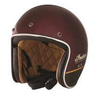 Retro Adult Open-Face ABS Helmet