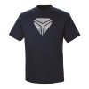 Men's Vintage Shield Tee - Navy/Gray - Image 1 of 1