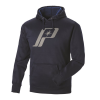 Men's Retro Hoodie Sweatshirt with Polaris® Logo, Navy - Image 2 de 2