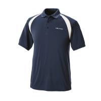 Men's Short-Sleeve Classic Core Polo with Polaris® Logo
