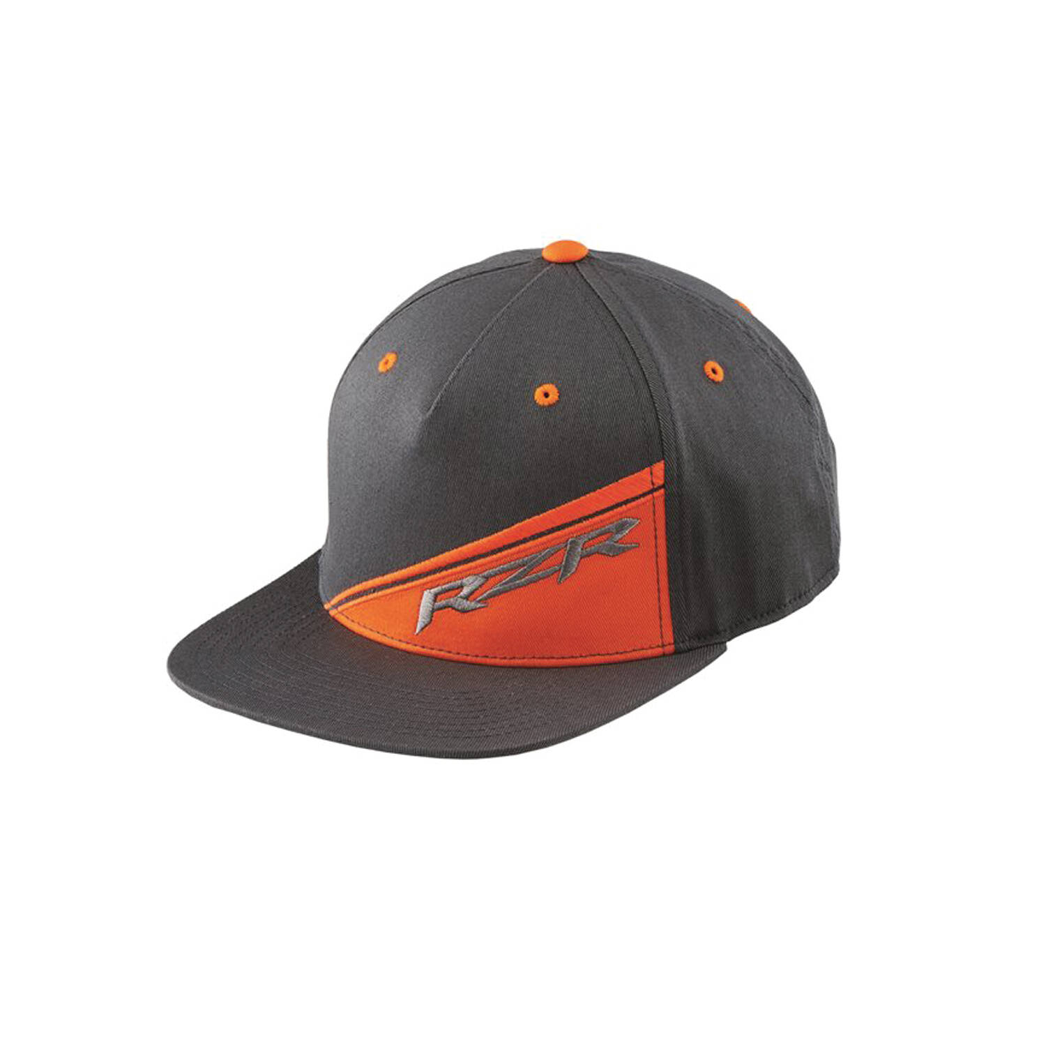 1287b06535ac9 Men s Flexfit Flatbill SoCal Hat with Gray RZR® Logo