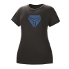 Women's Vintage Shield Tee - Black - Image 1 of 1