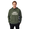Men's Roseau Hoodie Sweatshirt with Polaris® Logo, Olive Heather - Image 1 de 3