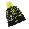 Men's Shattered Cuff Beanie with Polaris® Logo, Lime - Image 1 of 3