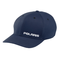 Men's Adjustable Snapback Hat with Polaris® Logo