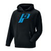 Men's Retro Hoodie Sweatshirt with Polaris® Logo, Black - Image 1 de 6