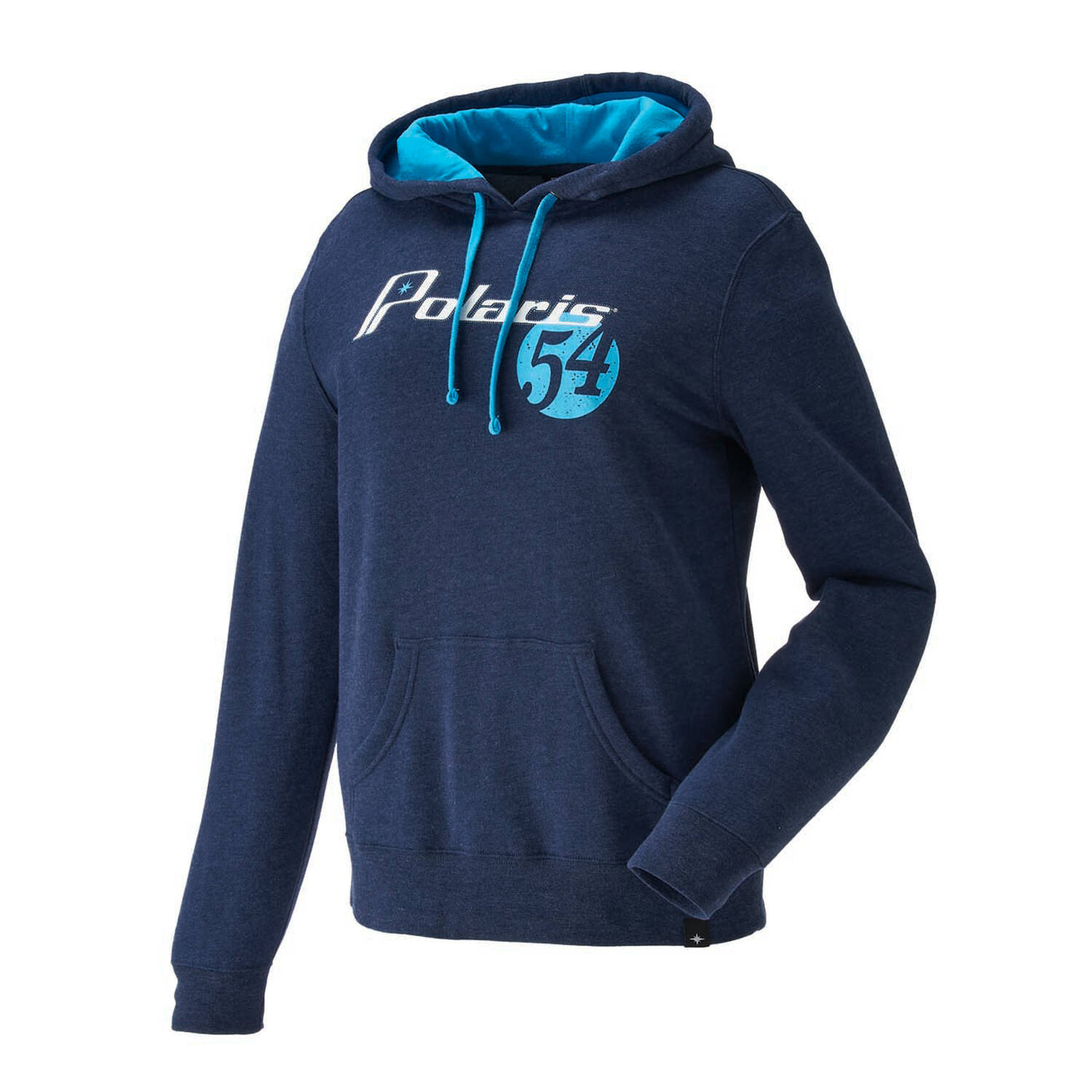 Women's Retro Hoodie Sweatshirt with Polaris® Logo, Navy