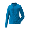 Women's Full-Zip Tech Jacket with White Polaris® Logo, Aster Blue - Image 1 de 5
