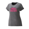 Women's Roseau Graphic T-Shirt with Polaris® Logo, Gray Frost - Image 1 of 3