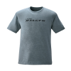 Men's Graphic T-Shirt with RANGER® Logo, Heather Ash - Image 1 of 1