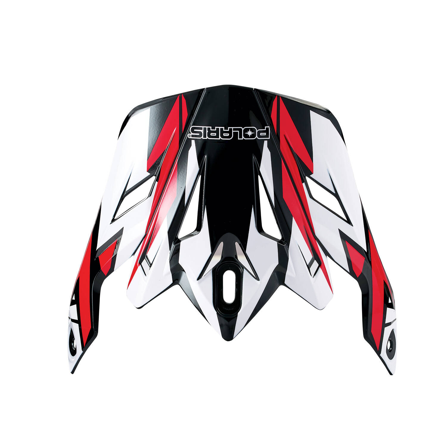Replacement Visor for Youth Tenacity Helmet, Red