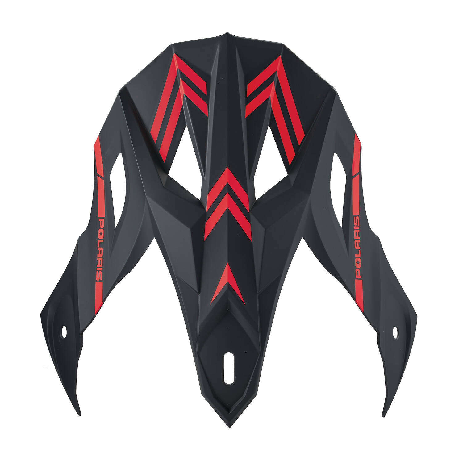 Replacement Visor for Force Helmet, Red