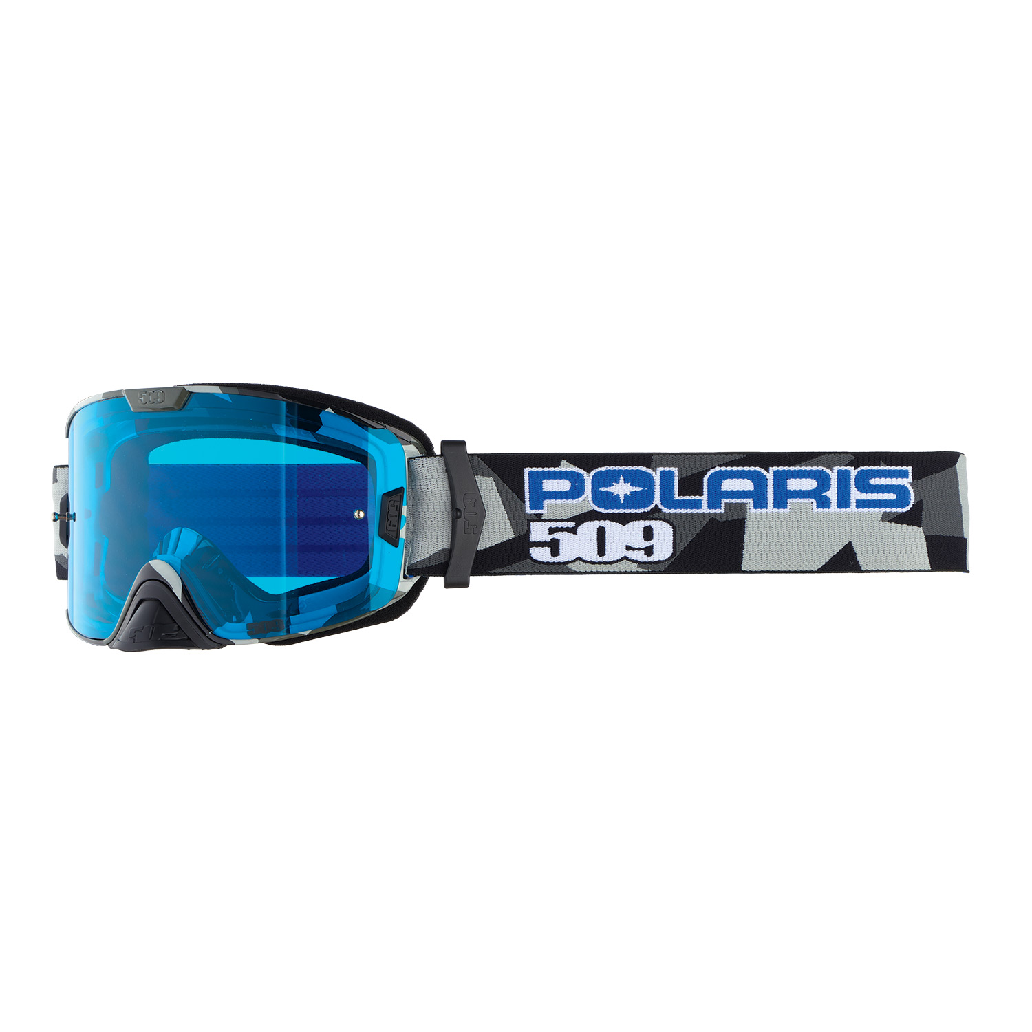 509® Kingpin Dirt Adult Goggle with Anti-Fog Coating, Blue