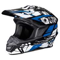 Tenacity Adult Moto Helmet with Removable Liner