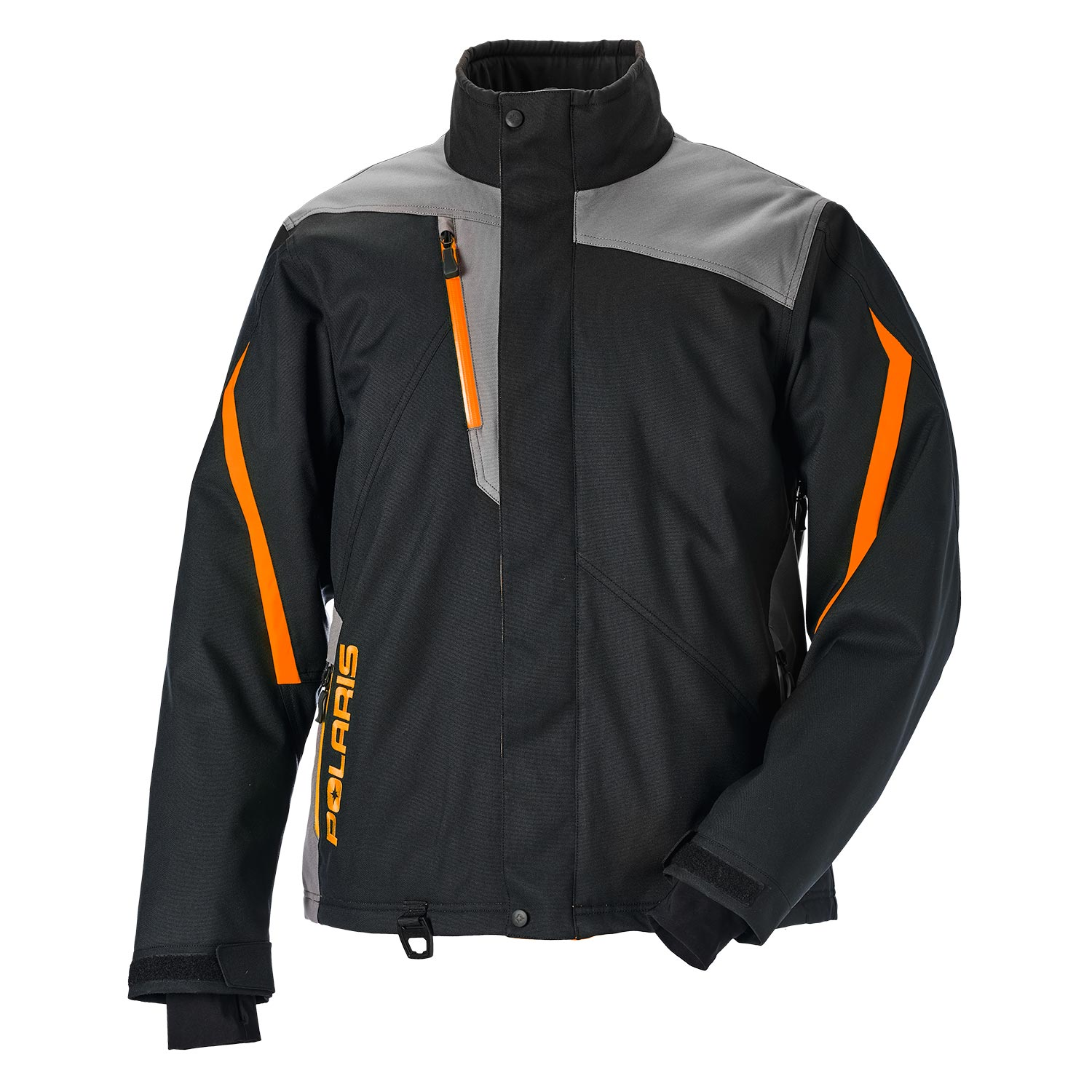 Men's Ripper Jacket - Orange