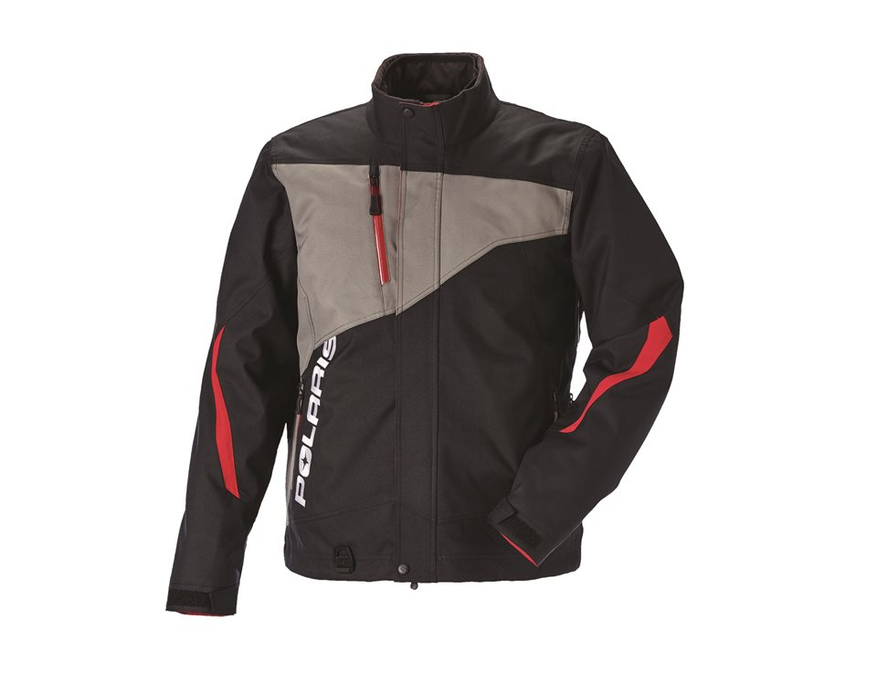 Men's Throttle Jacket with Zonal 3M® Insulation, Black/Gray
