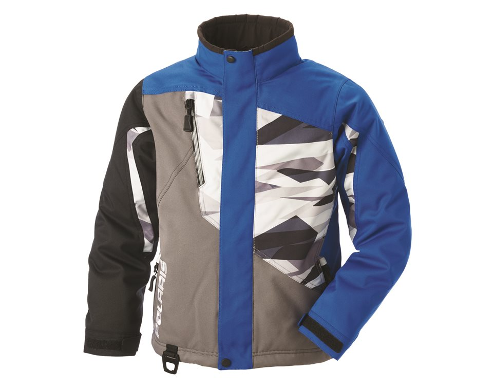 Youth Ripper Jacket with Zonal 3M® Insulation, Blue