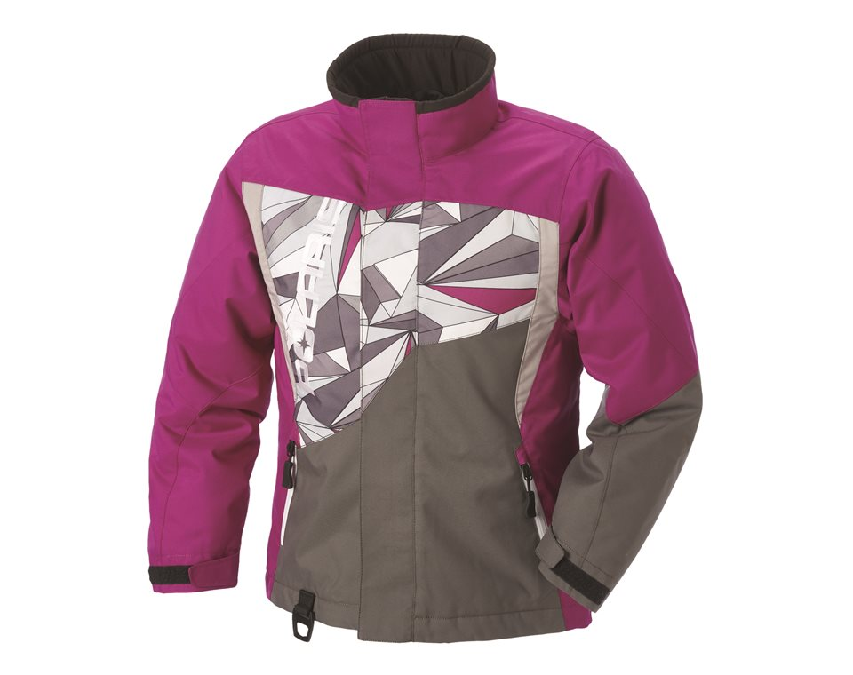 Youth Diva Jacket with Zonal 3M® Insulation, Pink