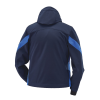 Men's Softshell Jacket with White Polaris® Logo, Navy - Image 2 de 5