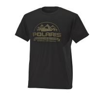 Men's Roseau Graphic T-Shirt with Polaris® Logo