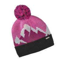 Women's Knit Mountain Beanie with Metallic Polaris® Tag