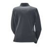 Women's Full-Zip Mid Layer Jacket with White Polaris® Logo, Gray - Image 2 de 3